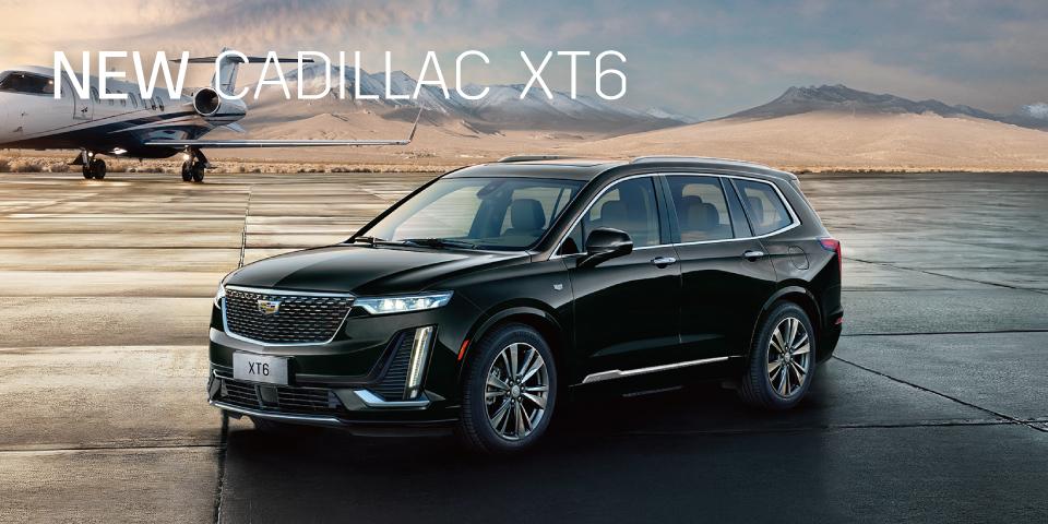 New キャデラック XT6